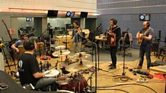Listen to Jamie Smith's Mabon in session for World on 3