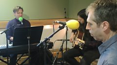 Johnny Hates Jazz Live in Session