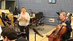 Ailish Tynan, Alasdair Tait and James Baillieu perform Berlioz's 'La Captive' live on In Tune