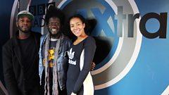 Michael Kiwanuka chats to Twin & Yas