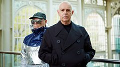 Pet Shop Boys join Mark Radcliffe