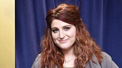 Meghan Trainor chats to Steve Wright