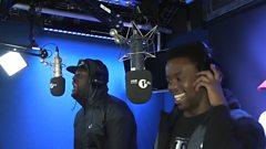 Sian's Studio - Blacks, Ego, Nerva, Tornado & Snowy with DJ JJ