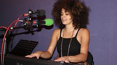 Kandace Springs in Session