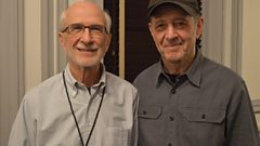 Modern Muses 16: Steve Reich and Russell Hartenberger