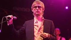Who has Neil Hannon named his horses after?