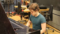 Benjamin Grosvenor plays Mendelssohn live on In Tune
