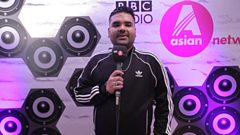 Why Naughty Boy loves Asian Network Live