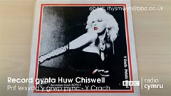 Record Gynta Huw Chiswell