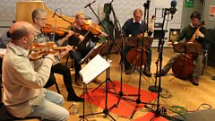 The Monteverdi String Band play music by their namesake live on In Tune