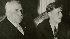 Yehudi Menuhin and Edward Elgar