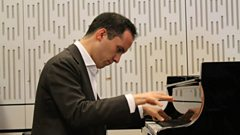 Igor Levit performs Beethoven live on In Tune.