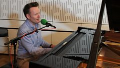 Joe Stilgoe performs his song Two Tones live on In Tune
