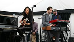 Corinne Bailey Rae - Stop Where You Are (live at Cheltenham 2016)