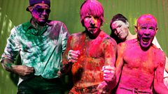 """Flea broke his arm snowboarding"" - Anthony Kiedis on the challenges of making the new RHCP album"