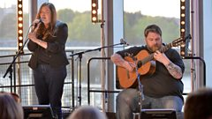 RM Hubbert with Kathryn Williams - I Can Hold You Back (The Quay Sessions)