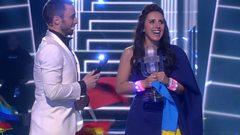 Jamala's winning speech