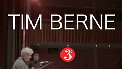 Soweto interviews Tim Berne at this year's Cheltenham Jazz Festival