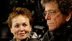 [LISTEN] Laurie Anderson chats with 6 Music Breakfast