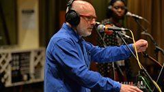 [LISTEN] Brian Eno chats with Shaun Keaveny