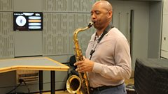 Branford Marsalis plays Stardust live on In Tune