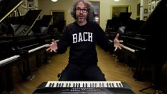 Piano Masterclass: James Rhodes