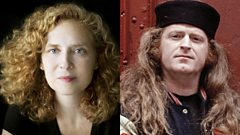 Modern Muses 17: Julia Wolfe and Mark Stewart