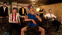 Natalia Tena on playing Folklore and her band Molotov Jukebox