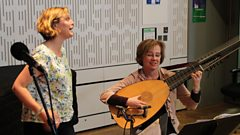 Elin Manahan Thomas and Elizabeth Kenny perform Handel live on In Tune