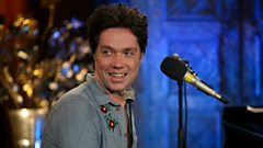 Jon Hillcock interviews Rufus Wainwright