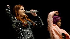 Meghan Trainor - Radio 1's Big Weekend 2016 Highlights