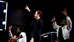 Chase & Status - Radio 1's Big Weekend 2016 Highlights