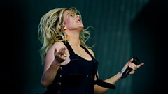 Ellie Goulding - Radio 1's Big Weekend 2016 Highlights