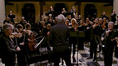 A performance of Beethoven's Fifth Symphony