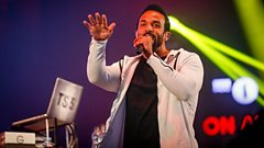 Craig David 'Feels like a time and a place'