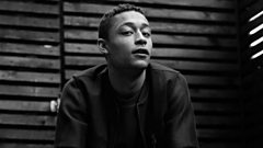 Loyle Carner on music, poetry and food