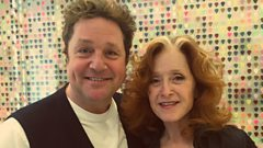 Bonnie Raitt talks to Michael Ball