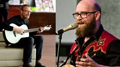 Findlay Napier and Boo Hewerdine - Backseat Bingo