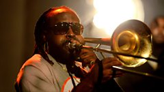 Hot 8 Brass Band - Ghost Town (BBC Radio Scotland Session)