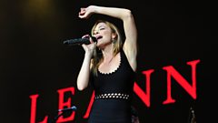"LeAnn Rimes: ""I just celebrated twenty years since the release of my first single"""