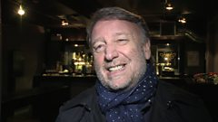 Peter Hook: I've had some interesting things thrown at me