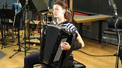 Ksenija Sidorova plays Sergey Voitenko's 'Revelation' live on In Tune