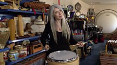 Percussion Masterclass: Evelyn Glennie