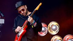 Unknown Mortal Orchestra - Glastonbury 2016 Highlights