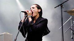 Savages - Glastonbury 2016 Highlights