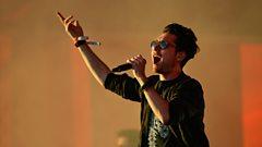 Bastille - Glastonbury 2016 Highlights