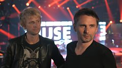 Muse make Glastonbury history