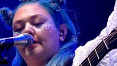 Elle King reveals the events she is excited about experiencing at her first Glastonbury