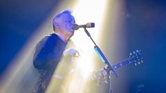 New Order - Glastonbury 2016 Highlights