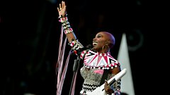 Laura Mvula - Glastonbury 2016 Highlights